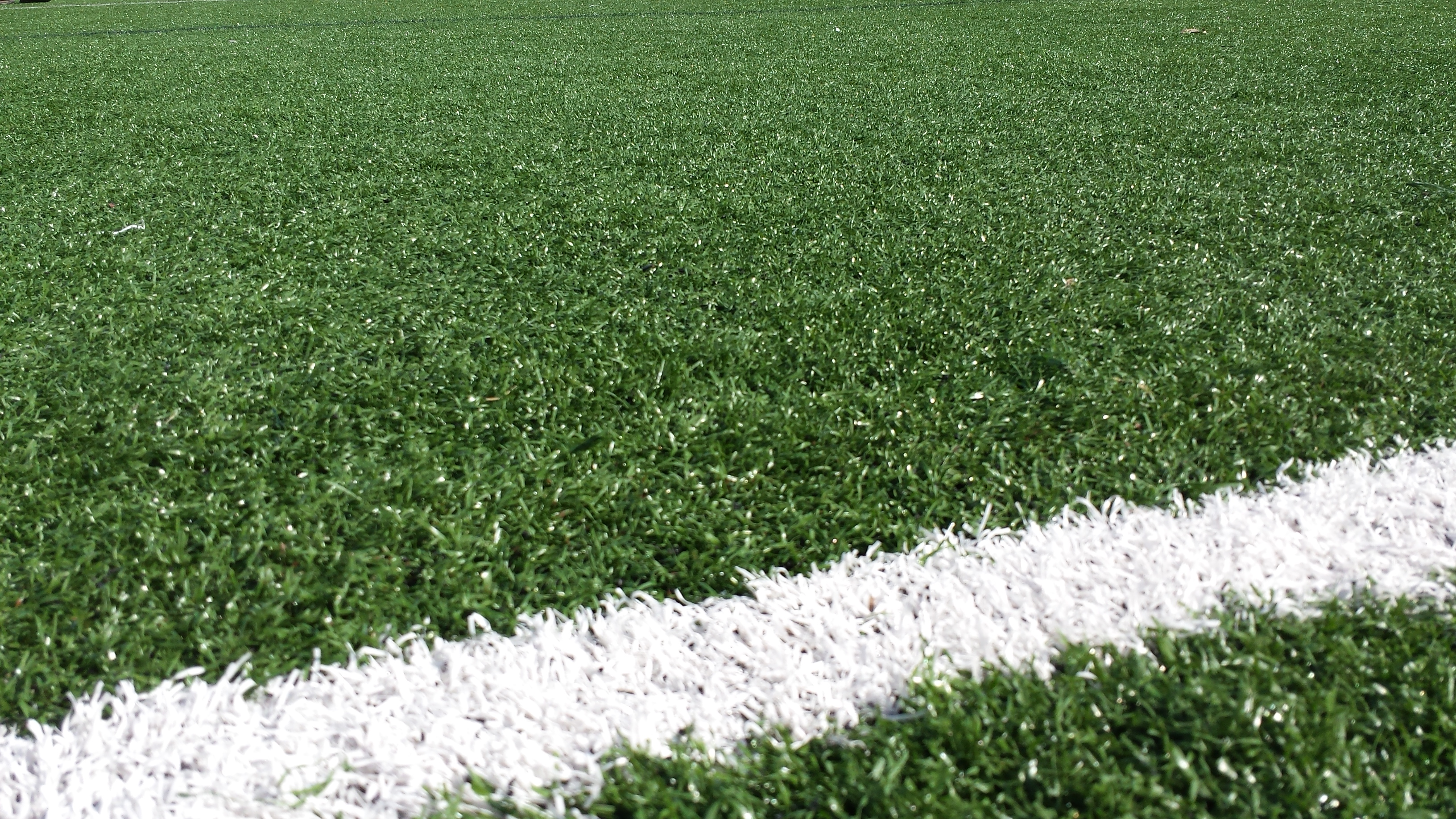 Infill Sand Synthetic Turf Field