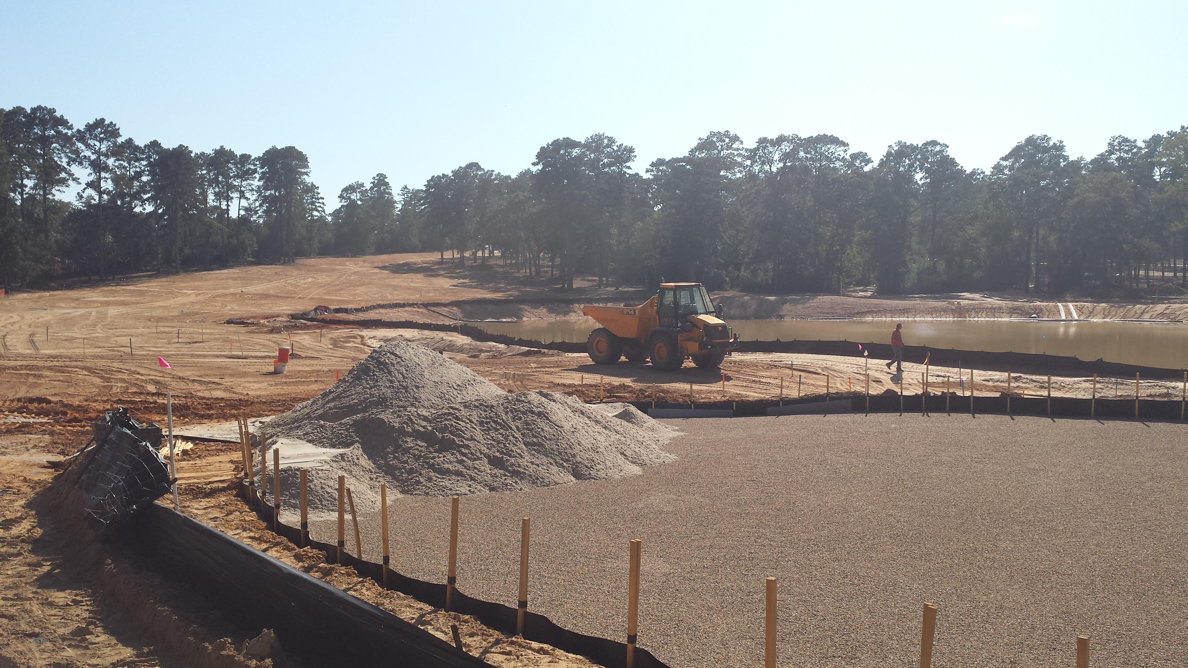 Golf Green Construction Blend