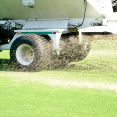 High CU Topdressing Sand