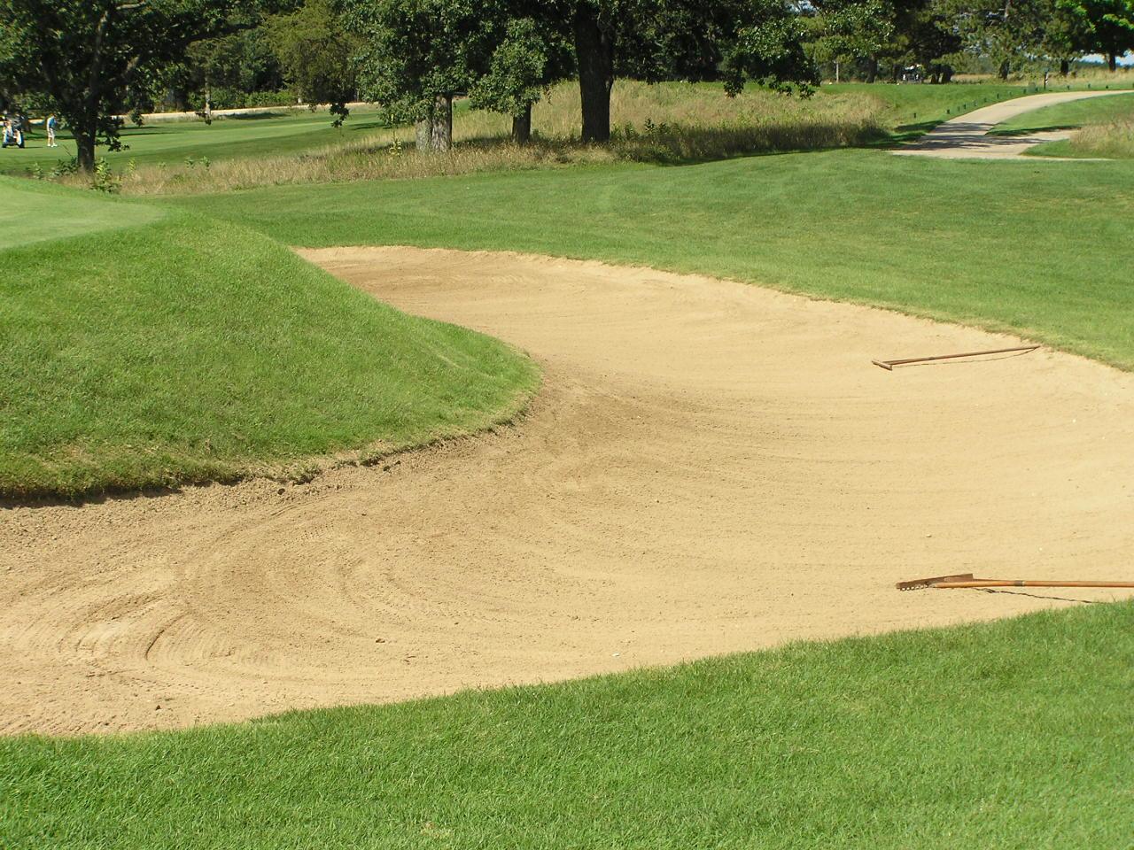 Dousman Bunker Sand