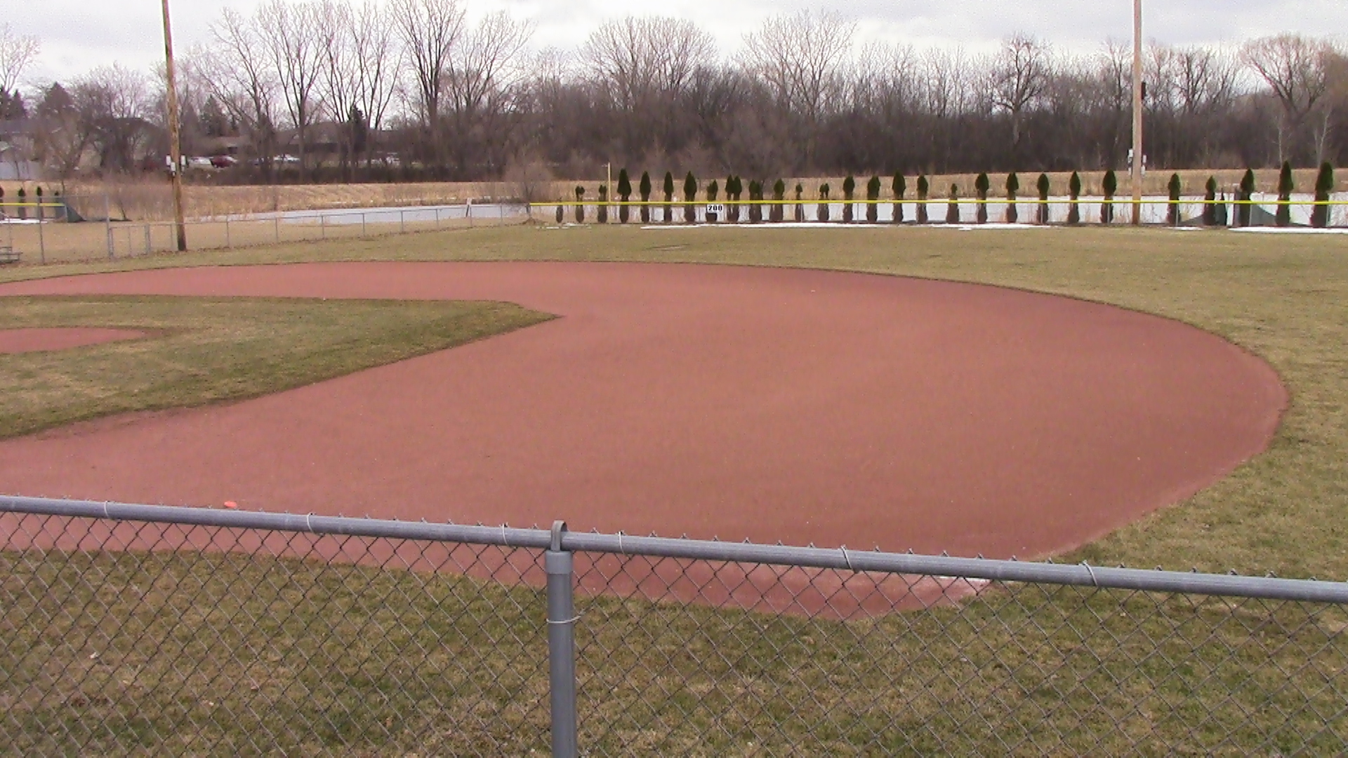 Red Diamond Infield Topdressing