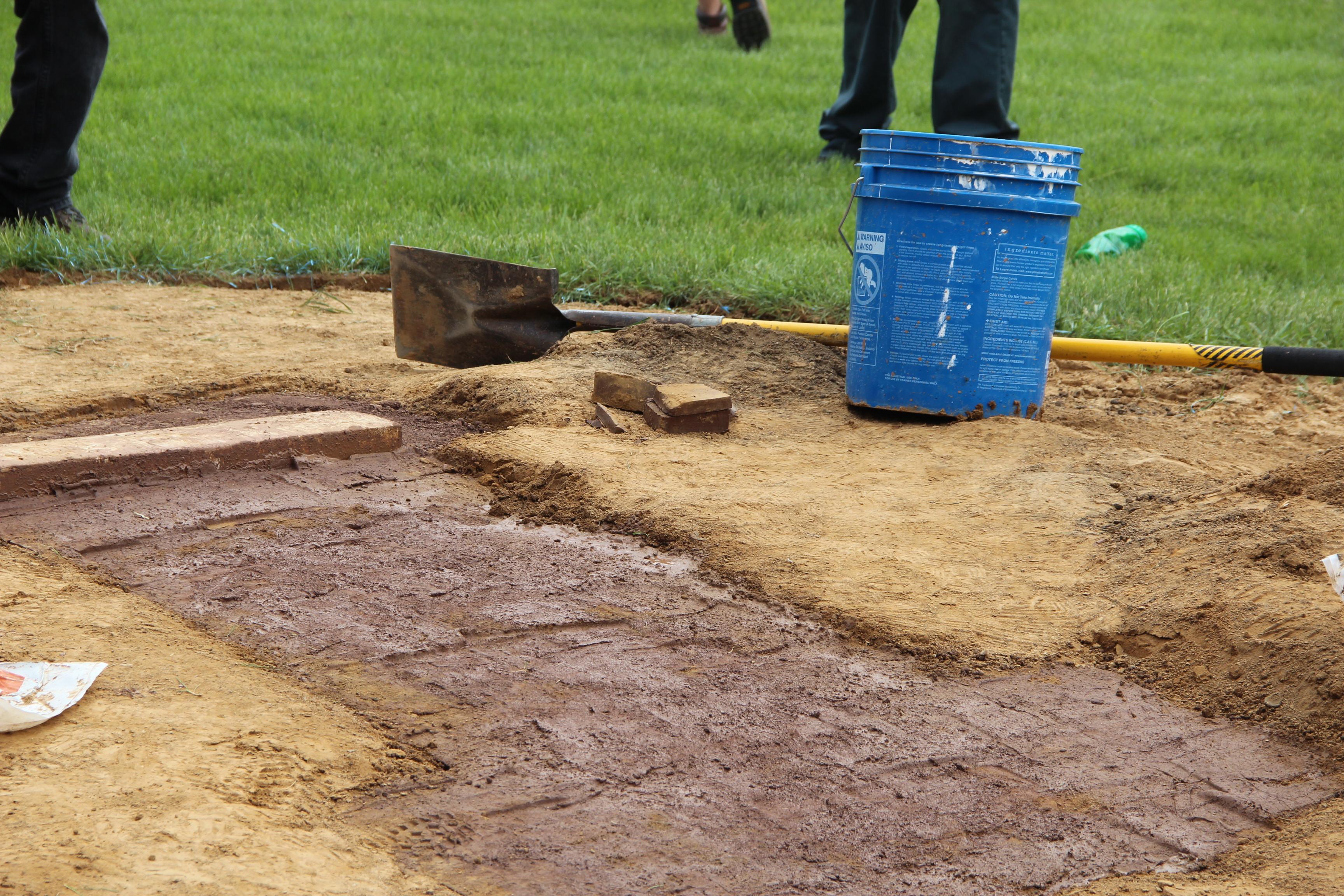 Pitchers Mound Clay
