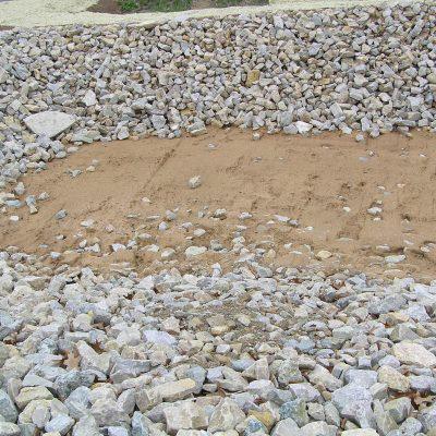 Sand for Engineered Soil