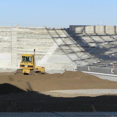 USGA Constructon Mix Sportsfields