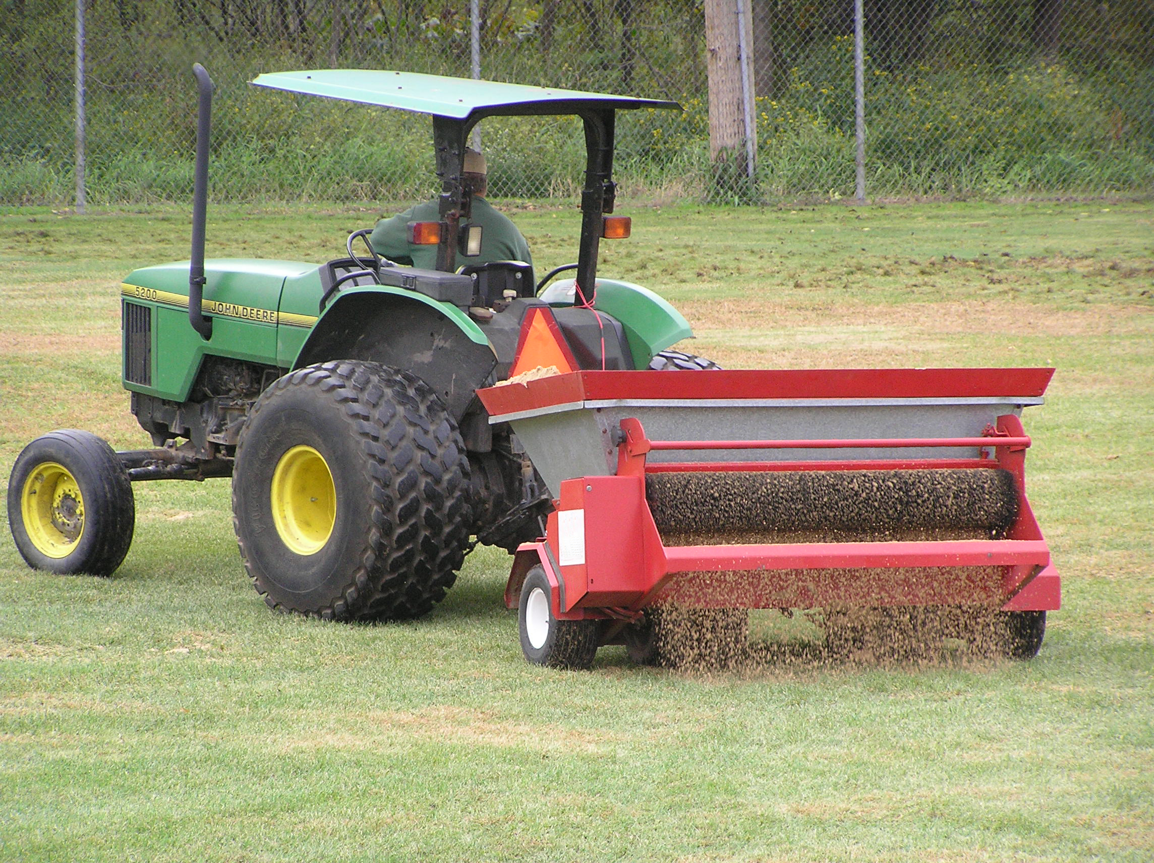Sportsfield Topdressing