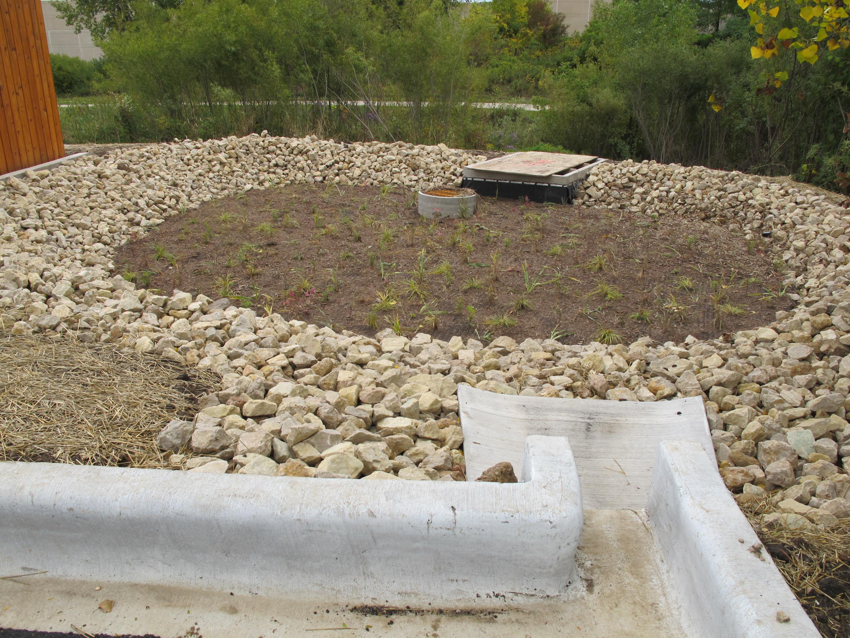 Engineered Soil Rain Garden Mix