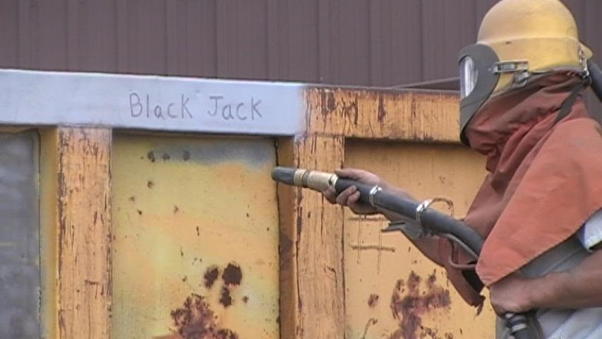 Blackjack Slag Abrasive